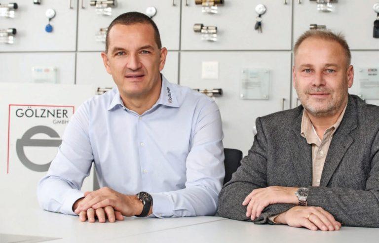 Torsten Knopf und Frank Gölzner Goelzner Sicherheitstechnik in Düsseldorf