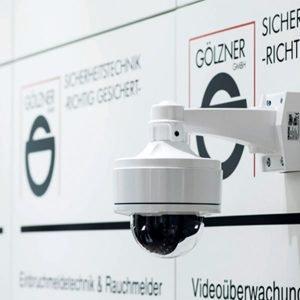 Videoüberwachung - Goelzner Sicherheitstechnik in Düsseldorf