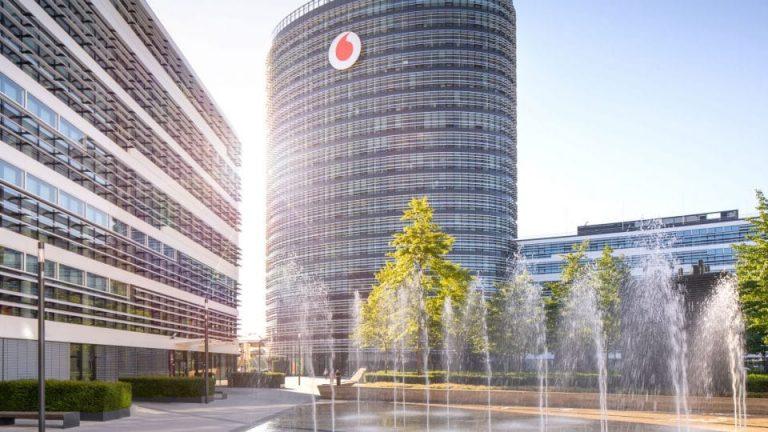 Vodafone GmbH - Goelzner Sicherheitstechnik in Düsseldorf