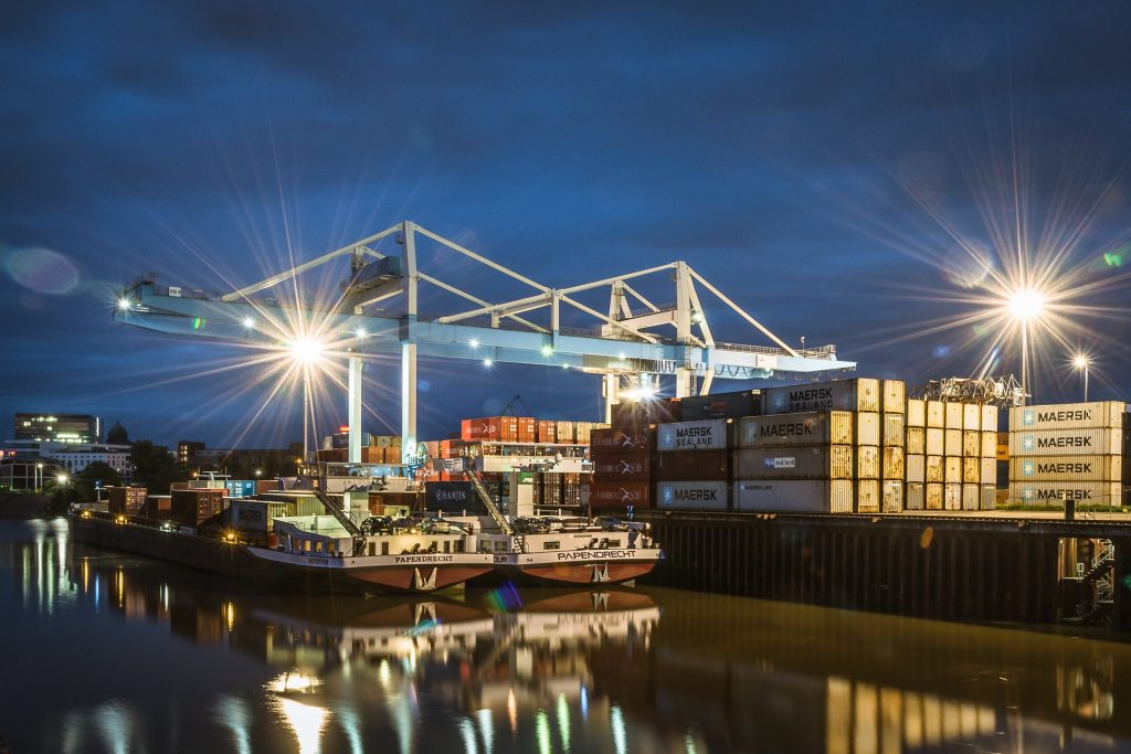 Düsseldorf Hafen - Goelzner Sicherheitstechnik in Düsseldorf