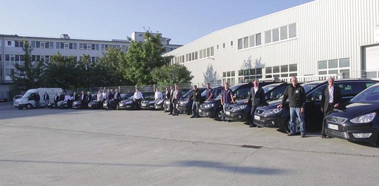 Goelzner Team - Goelzner Sicherheitstechnik in Düsseldorf