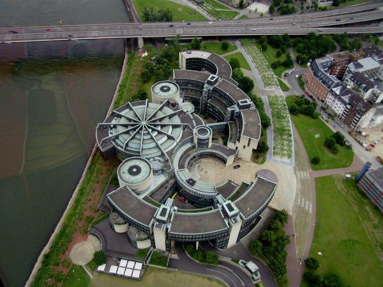 Landtag in Düsseldorf - Goelzner Sicherheitstechnik in Düsseldorf