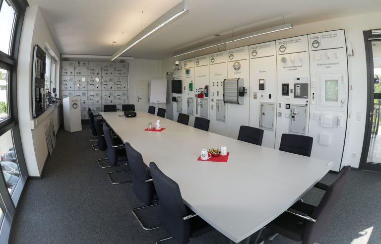 Showroom - Goelzner Sicherheitstechnik in Düsseldorf